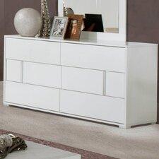 Lindell 6 Drawer Dresser by Wade Logan®