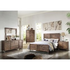 Andria Panel Customizable Bedroom Set by ACME Furniture