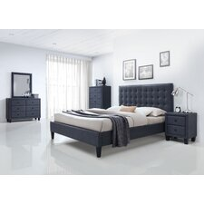 Saveria Platform Customizable Bedroom Set by ACME Furniture