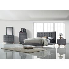 Valda Platform Customizable Bedroom Set by ACME Furniture