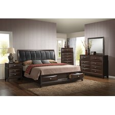 Baze Panel Customizable Bedroom Set by Brayden Studio®