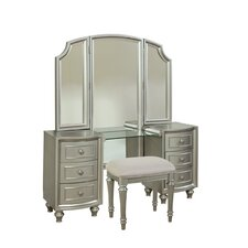Holborn Vanity with Mirror by House of Hampton
