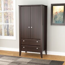 Wardrobe Armoire by Inval
