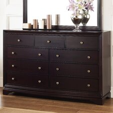 Howe 9 Drawer Dresser by Darby Home Co®