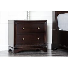 Howe 2 Drawer Nightstand by Darby Home Co®