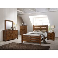 Cergy Panel Customizable Bedroom Set by Loon Peak®