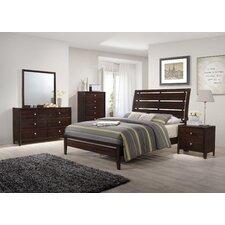 Chara Panel Customizable Bedroom Set by Latitude Run