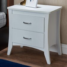 Babb 2 Drawer Nightstand by ACME Furniture