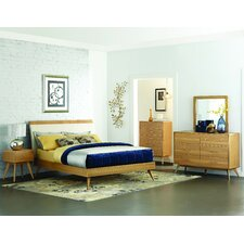 Garvey Platform Customizable Bedroom Set by Langley Street