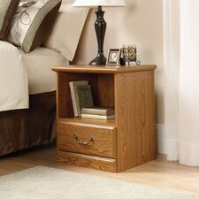 Oxford 1 Drawer Nightstand by Charlton Home®