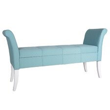 Ardelia Upholstered Storage Bedroom Bench by Porthos Home