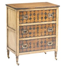 Felix 3 Drawer Chest by French Heritage