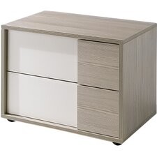 Natalie 2 Drawer Nightstand by YumanMod