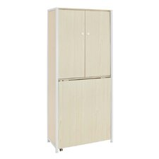 Sew Ready Craft Armoire by Offex