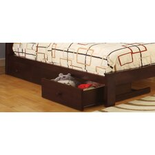 Ginger Bunk Bed Underbed Storage Drawer by Viv + Rae