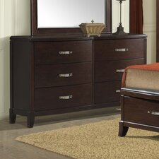 Mcduffie 6 Drawer Dresser by Darby Home Co®