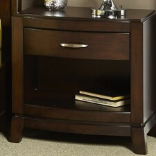 Loveryk 1 Drawer Nightstand by Darby Home Co®