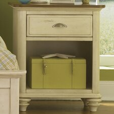Duval 1 Drawer Nightstand by Bay Isle Home