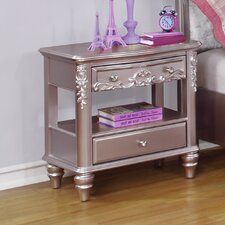 Whitney 1 Drawer Nightstand by Viv + Rae