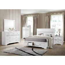 Beufort 7 Drawer Dresser with Mirror by House of Hampton