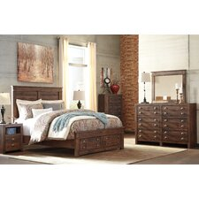 Allport Storage Panel Customizable Bedroom Set by Darby Home Co® Best Reviews