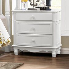 Andre 3 Drawer Nightstand by Viv + Rae