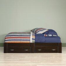 Francine Twin Platform Customizable Bedroom Set by Latitude Run