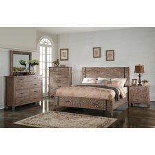 Porte Crayon Panel Customizable Bedroom Set by Loon Peak®