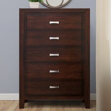 Barwood 5 Drawer Chest by Simmons Casegoods by Alcott Hill®