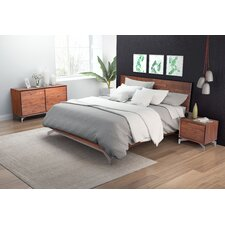 Perth Platform Customizable Bedroom Set by Brayden Studio®