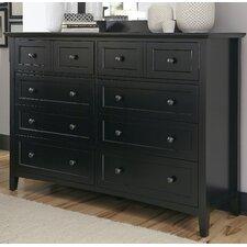 Allenville 8 Drawer Dresser by Red Barrel Studio®