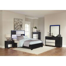Savannah Panel 7 Piece Bedroom Set by Wade Logan®