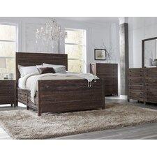 San Anselmo Storage Panel Customizable Bedroom Set by Loon Peak®