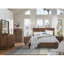 Austin Platform Customizable Bedroom Set by World Menagerie