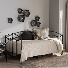 Baxton Studio Dahlia Daybed by Wholesale Interiors