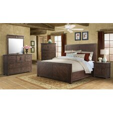 Dearing Queen Platform Customizable Bedroom Set by Laurel Foundry Modern Farmhouse