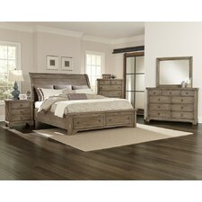 Brookhill Platform Customizable Bedroom Set by Darby Home Co®