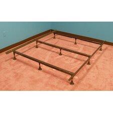 Organic Heavy-Duty Bed Frame by Strobel Mattress