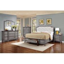 Sterling Platform Customizable Bedroom Set by Rosalind Wheeler