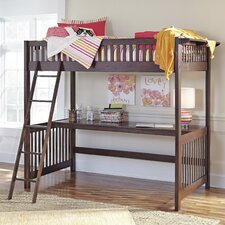Phoebe Twin/Twin Bunk Bed by Viv + Rae