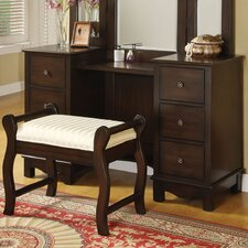 Annapolis Vanity Set by A&J Homes Studio