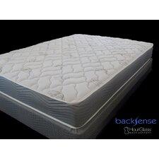 BackSense® HourGlass Elite Firm Mattress by Therapedic