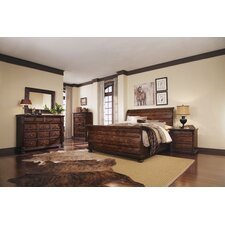 Carnaghliss Sleigh Customizable Bedroom Set by Astoria Grand