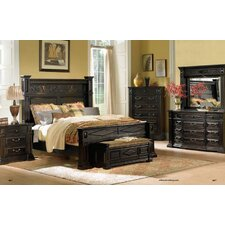 Chisnell Panel Customizable Bedroom Set by Astoria Grand