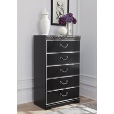 Jarvis 5 Drawer Chest by Astoria Grand