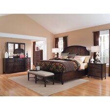 Andraid King Platform Customizable Bedroom Set by Canora Grey