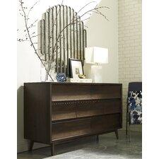 Gullickson 7 Drawer Dresser with Mirror by Brayden Studio®