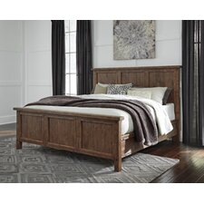 Saranac Queen Panel Customizable Bedroom Set by Loon Peak®