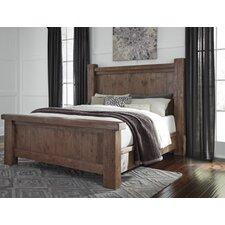 Saranac Poster Queen Panel Customizable Bedroom Set by Loon Peak®