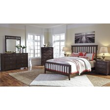 Turner Alley Panel Customizable Bedroom Set by Red Barrel Studio®